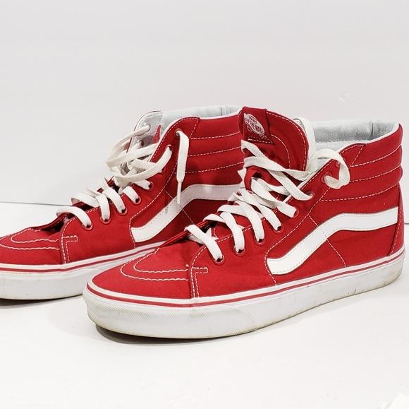 9114bb25de Vans suede fleece Sk8 Hi Shoes Men. M 5bc56bde3e0caa6c972c02aa